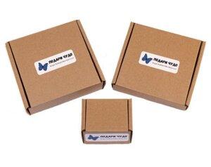 коробки для транспортировки бабочек